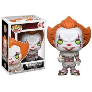 🆕 Listing - FUNKO Pop! Pennywise (w/ Boat) #472